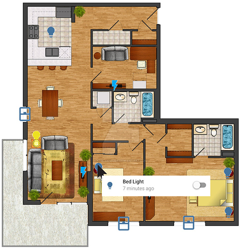 House Plan Custom Panel Development Home Assistant Community
