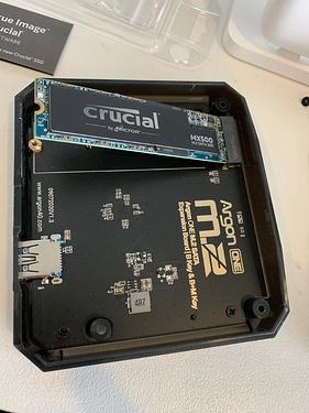 SSD Springboard, anyone?