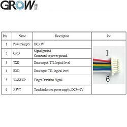 Grow-R503-New-Round-LED-Control-Capacitive-Fingerprint-Module-Sensor-Scanner