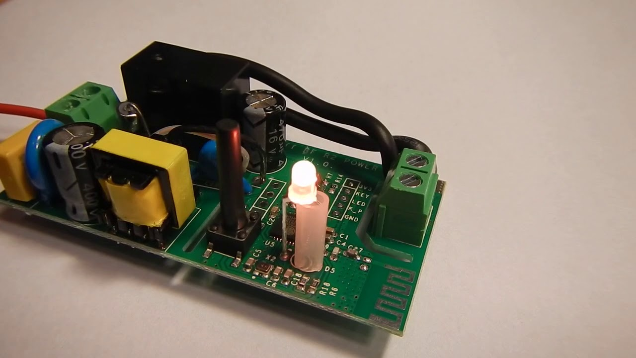 Using Sonoff Basic R2 U0026 39 S Two Color Internal Led In The