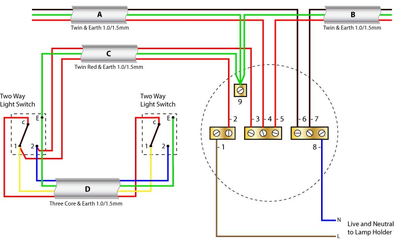 Sonoff Mini In Uk Switched Live, Wiring Diagram Light Switch Uk