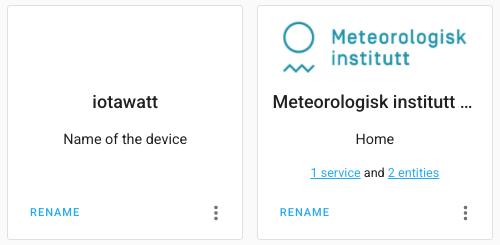 integrations screenshot